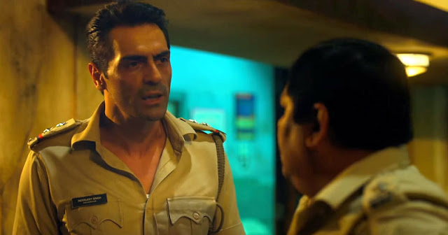 Arjun Rampal in Kahaani 2, Directed by Sujoy Ghosh, Kharaj Mukherjee, Kharaj Mukherjee
