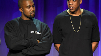 KANYE Kanye Reaches Out To Jay Z For PEACE Foreign