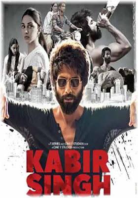Kabir Singh 2019 PDvD Hindi Movie