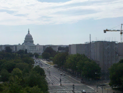 View from Newseum