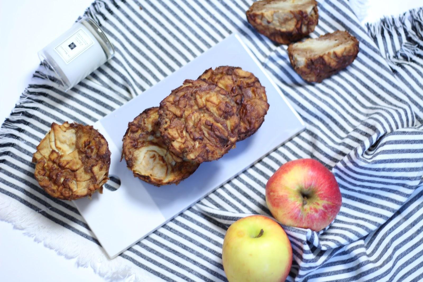 Invisible aux pommes sans gluten sans lactose