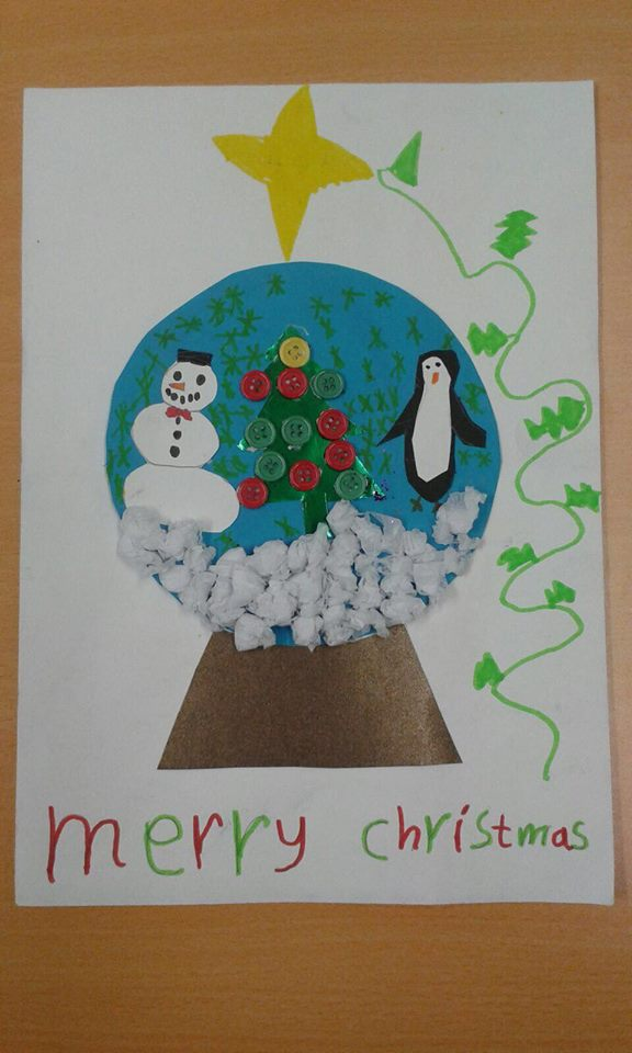 Announcing My Christmas Card Design Winners.
