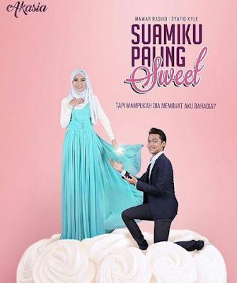 Senarai Pelakon Suamiku Paling Sweet 2017