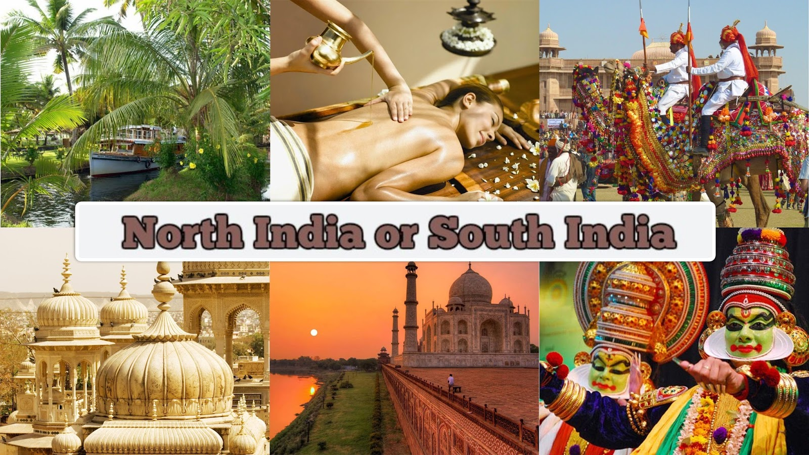 voyage en inde du sud et du nord