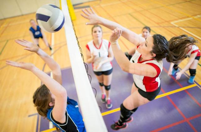 Exercícios para ensinar o Voleibol