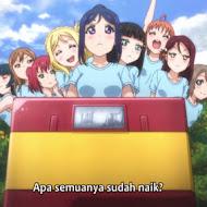 Love Live! Sunshine!! Season 2 Episode 03 Subtitle Indonesia