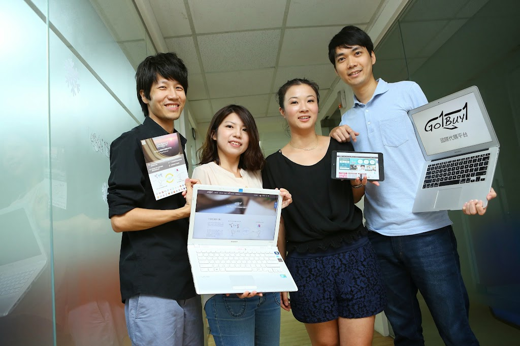 [Meet創業之星] 專攻國際代購,電商平台Go1Buy1要做亞洲之王