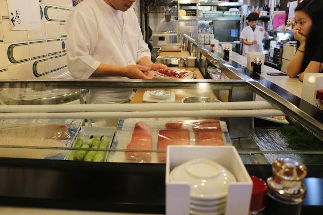 Edo Style Sushi