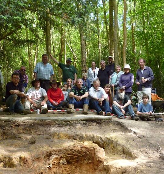 Theme society for amateur archaeology opinion