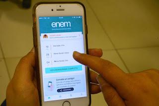 Número de inscritos no Enem cai 20% na Paraíba