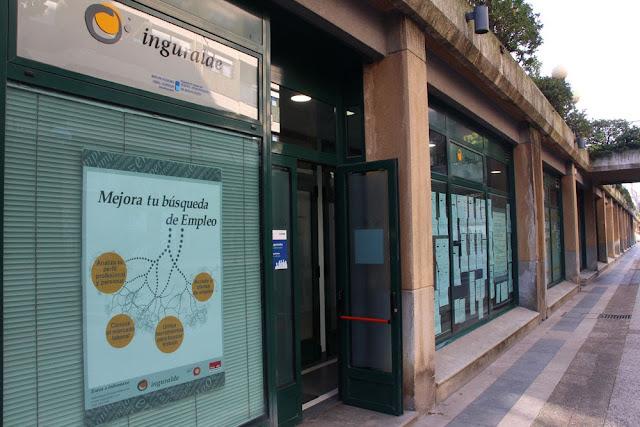 Oficina de empleo de la agencia municipal de desarrollo Inguralde