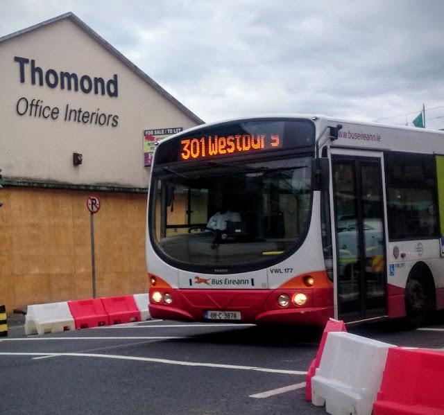 Old Westbury Gardens Directions: LimerickTransport.Info: Bus Service Bus 301