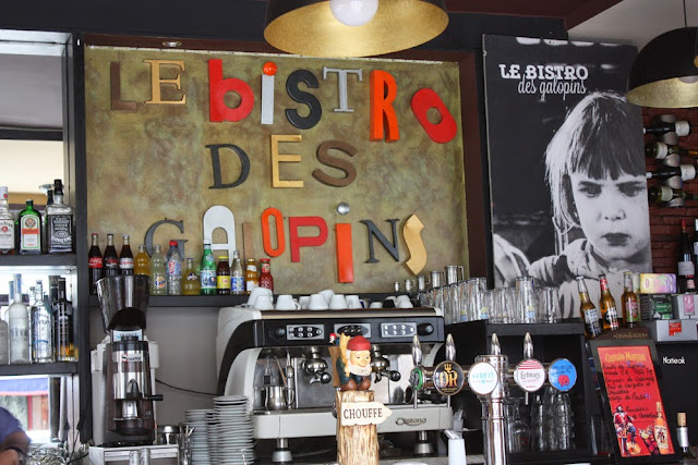 Bistro des Galopins bar