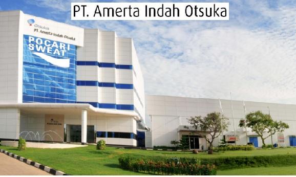 Lowongan Kerja SMA PT Amerta Indah Otsuka Tahun 2017