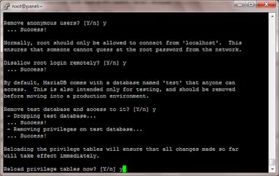 Cara Install LEMP Stack di VPS CentOS 7 64 bit