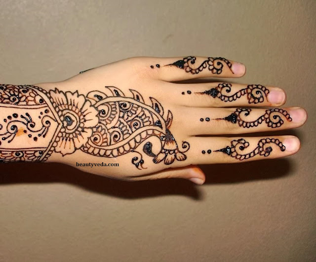 Peacock-Mehendi-Designs