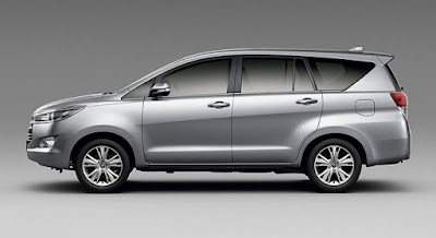 Toyota Innova 2016 có những đột phá hơn so với thế hệ đi trước