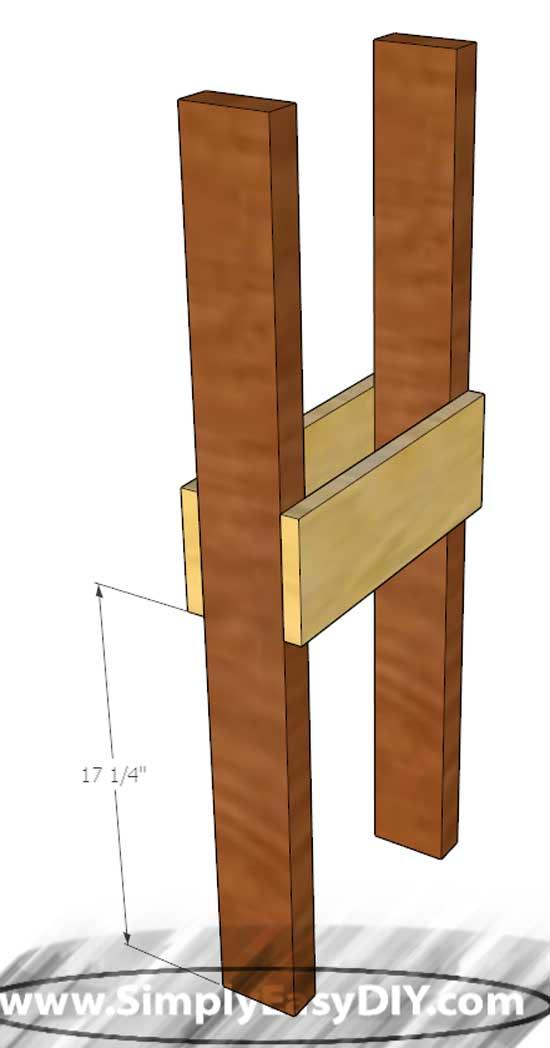Simply Easy Diy Diy Sofa Armrest Tray Table