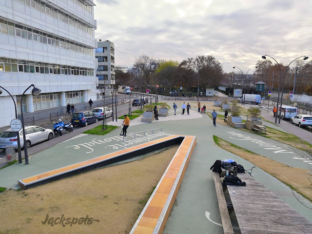 skate park paris 15 javel