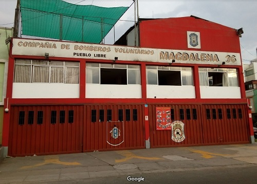 Estación de Bomberos Voluntarios Magdalena Nº 36