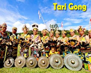 Tari Gong Adalah Tari Tradisional Dari Provinsi Kalimantan ...
