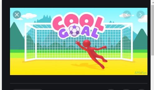 Cool goal! Apk Free on Android Game Download