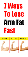 7 Ways To Lose Arm Fat Fast