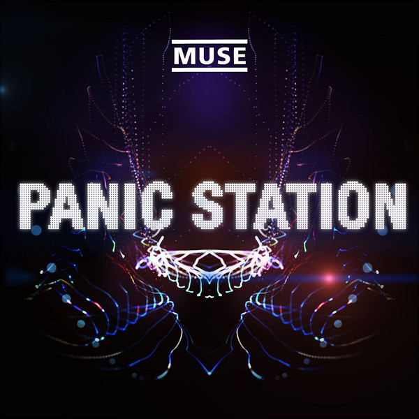 Muse - Panic Station - Single Cover