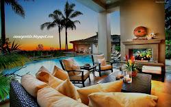 casas dentro lujosas mansiones lujo caras prowallpapers estilo casa playa madera mucha espacios residencias donde muebles mansion flores como mejores