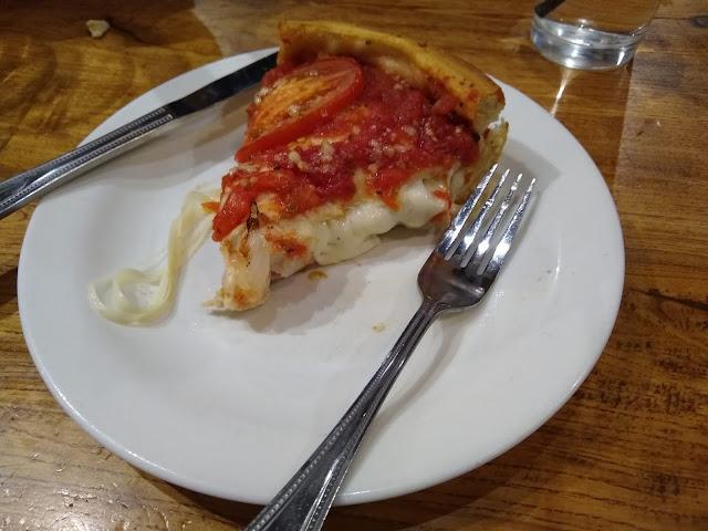 Пицца в Чикаго