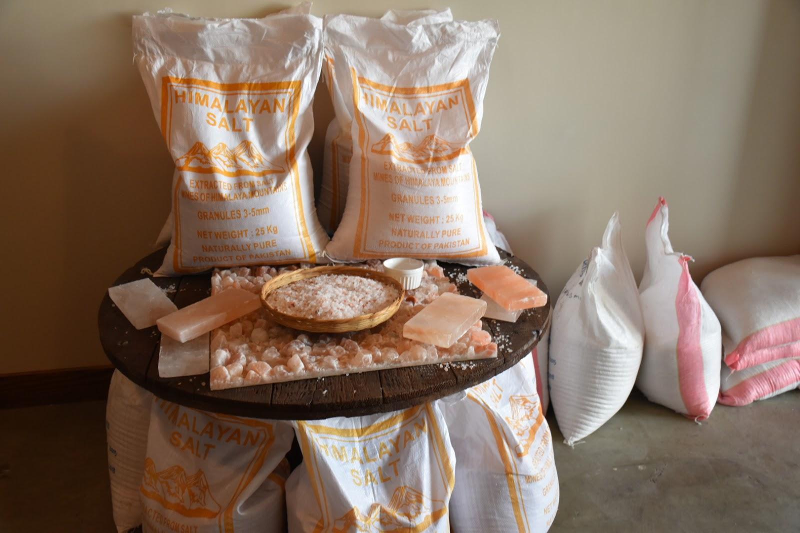 My First Salt Room Experience: Intown Salt Room Atlanta  via  www.productreviewmom.com