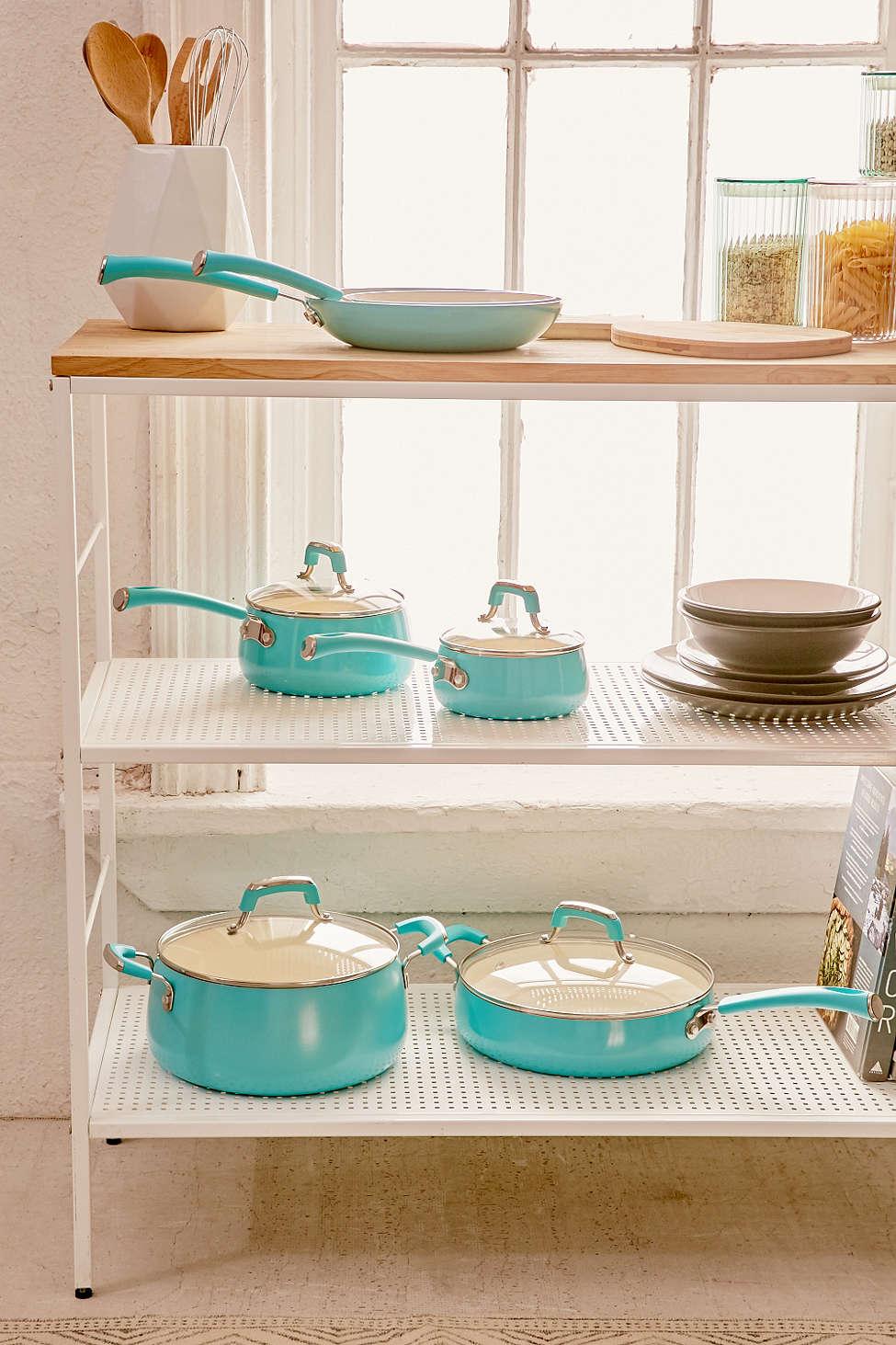 Aqua Turquoise Toaster Novocom Top