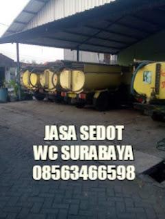 Sedot WC Bulak Banteng Kenjeran Surabaya Utara