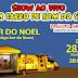 Show ao vivo será realizado em Lagedo Grande, município de Baixa Grande