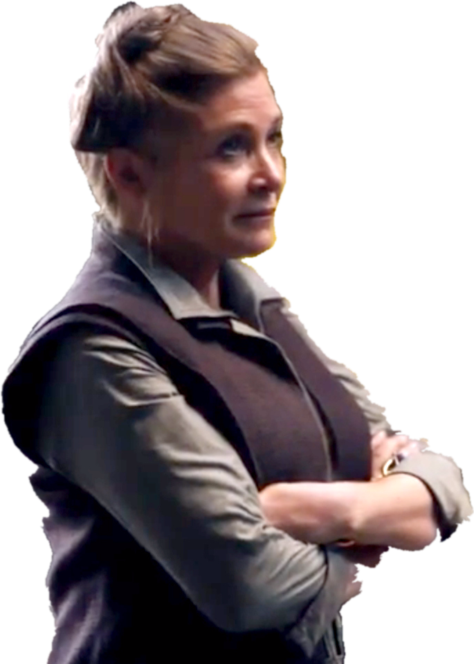 PNG Princesa Leia (Star Wars, Princess Leia, The Force ...