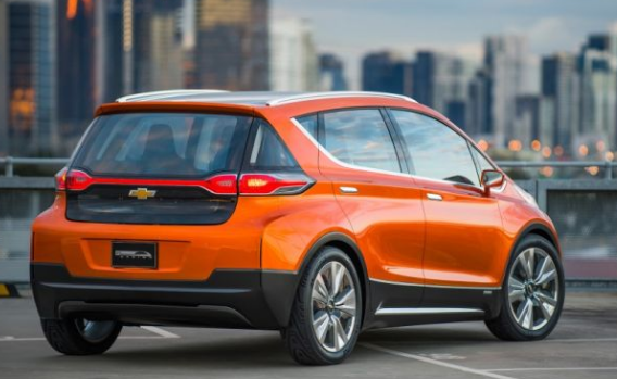 2018 Chevrolet Bolt EV Specs, Redesign, Change, Rumors, Price
