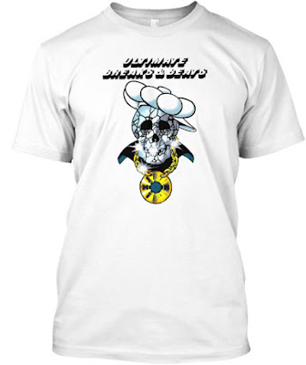 Ultimate Breaks and Beats Tee - SkullGang
