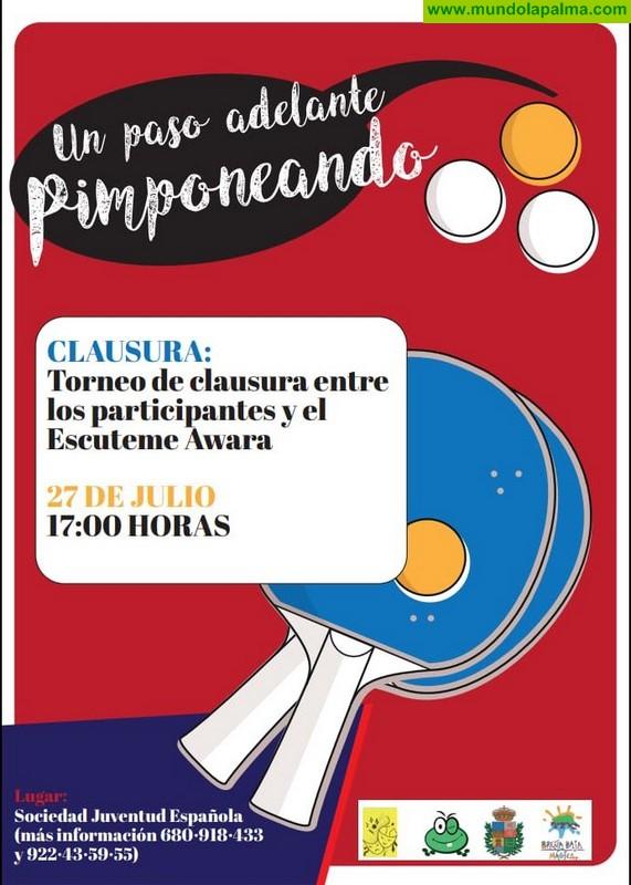 """BREÑA BAJA: Torneo de clausura de """"Pimponeando"""""""