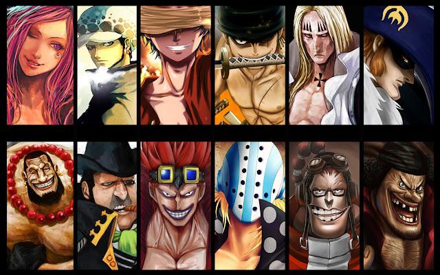 """Apa itu """"Generasi Terburuk"""" di One Piece ?"""