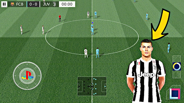 FTS 18 MOD FIFA 19 Android Offline 200 MB Best Graphics