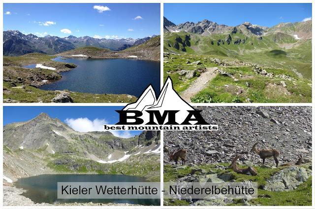 outdoor blog best mountain artists - wandern verwall - kiler wetterhütte - niederelbehütte