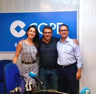 radio COPE Alicante planes de prevención penal y compliance officer Olga Hidalgo Artero