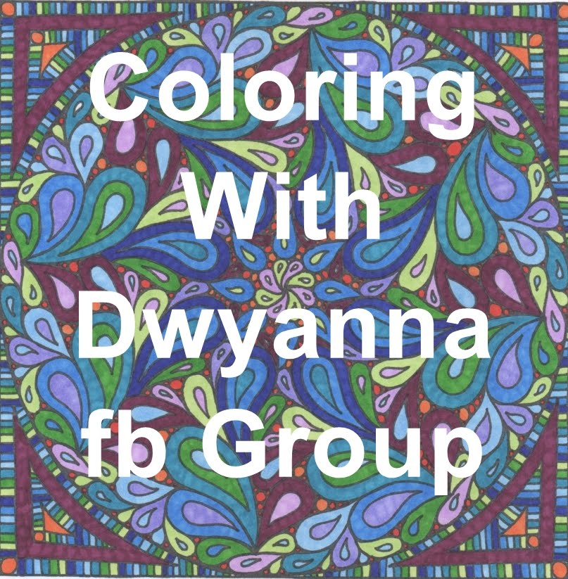 Coloring With Dwyanna fb Group
