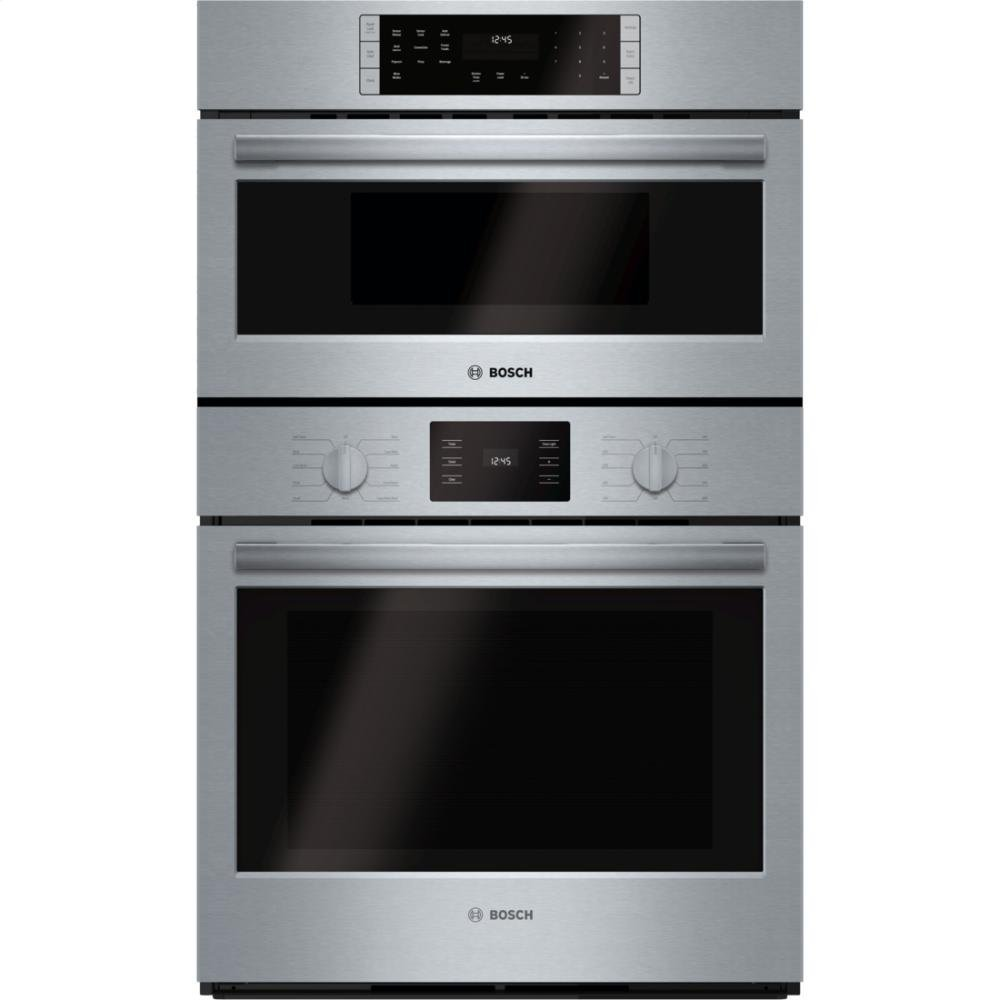 Bosch Microwave and Oven Wall Ovens