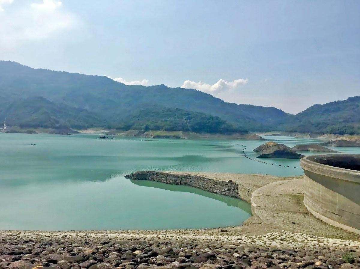 5/7台南開始夜間減壓供水|曾文、南化水庫蓄水率跌破2成|請節約用水
