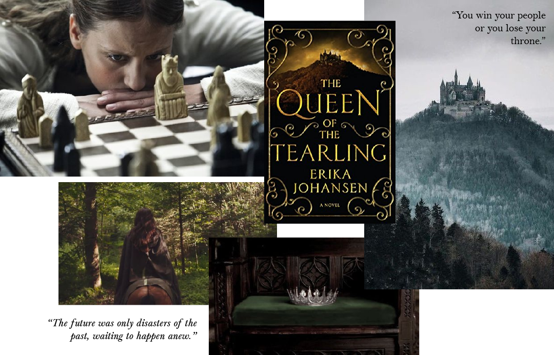 The Queen of the Tearling Review