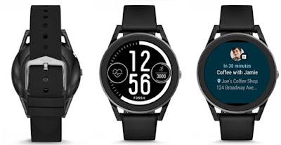 Smartwatch Fossil Q Controll sportivo leggero: RECENSIONE