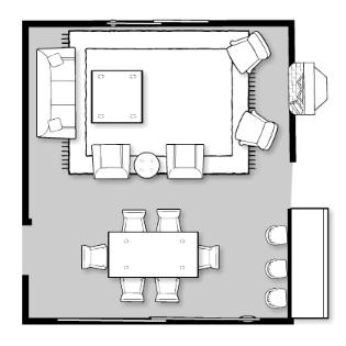 sample living room layouts foundation dezin amp decor living room layout 16619