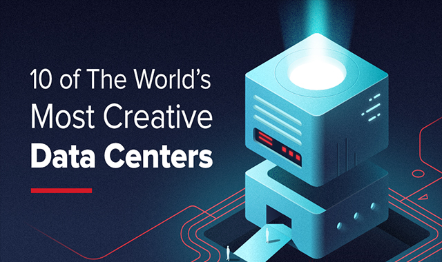 The World's Most Creative Data Centers