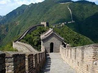 Gambar Wisata Tembok Besar China